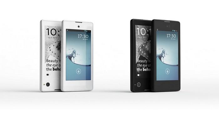 Российский смартфон YotaPhone