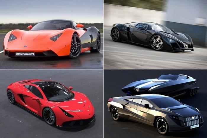 Самые интересные отечественные спортивные автомобили