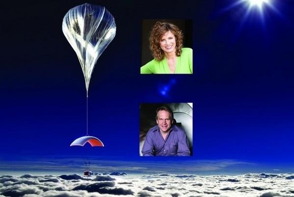 Джейн и Табер – первая пара, которая полетит на Марс