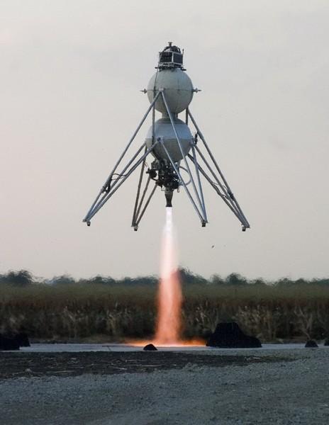 Космический аппарат Mod от Armadillo Aerospace
