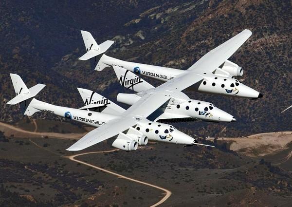 Самолет-носитель White Knight Two