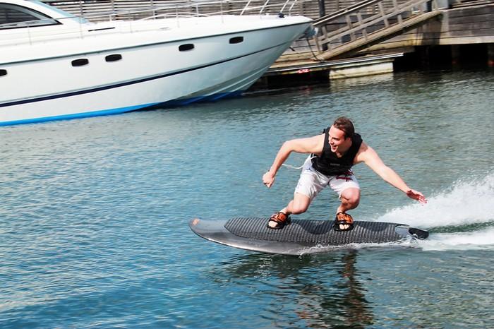 Radinn – доска для серфинга для водоемов без волн