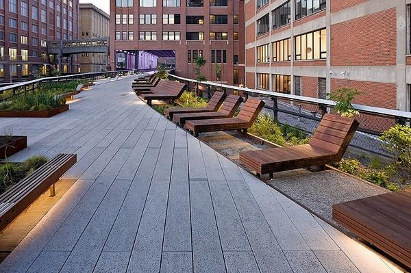Парк High Line в Нью-Йорке. Источник фото: playgallery.org