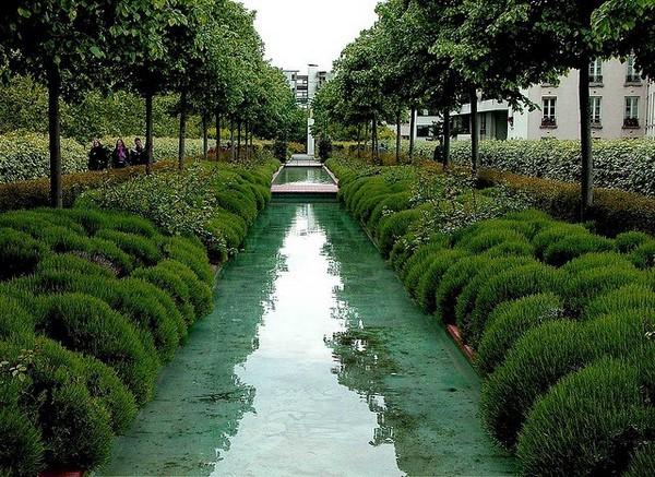 Парк Promenade plantee в Париже. Источник фото: cheaptrip.livejournal.com