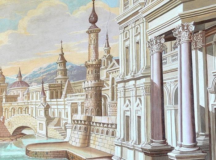 Александрийская библиотека Древнего мира