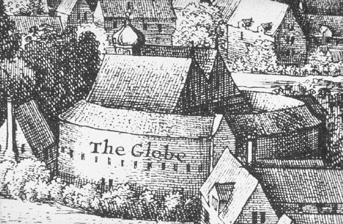 Театр Глобус во времена Уильяма Шекспира
