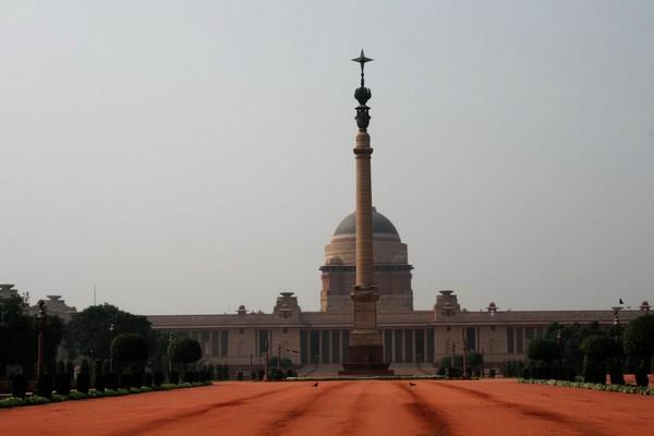 Правительственный квартал в Нью-Дели в наши дни. Источник фото: images-rajivkumar.blogspot.com