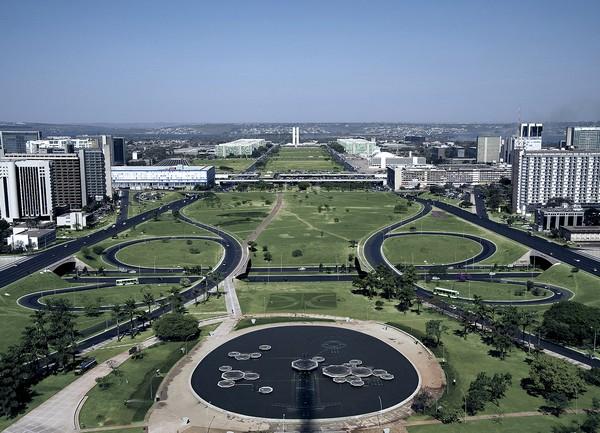Центр города Бразилиа. Источник фото: siemens.com