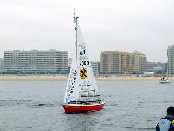 World Robotic Sailing Championship – чемпионат роботов-мореплавателей