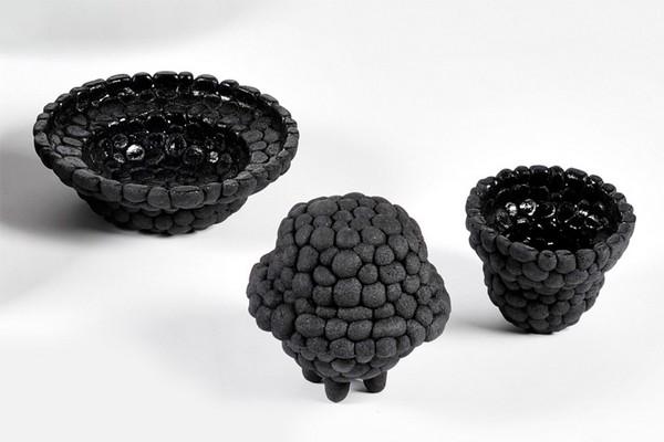 Резиновая посуда Black Ruby