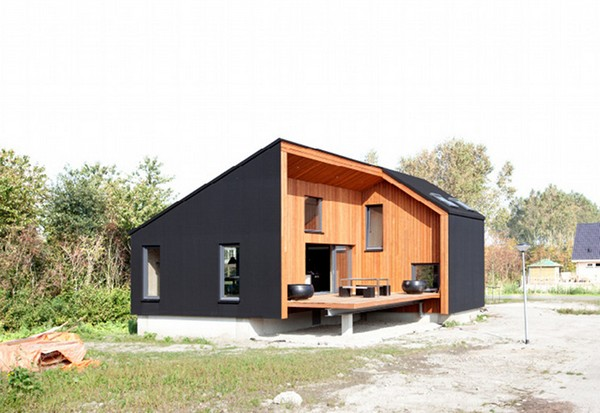 Резиновый дом Rubber House