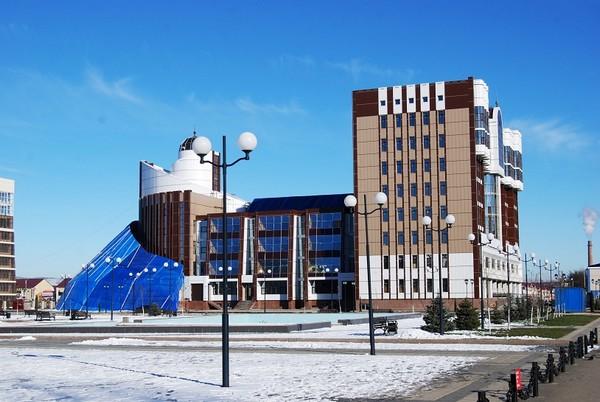 Национальная библиотека Чеченской Республики