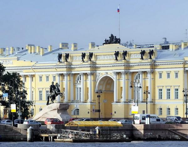 Президентская библиотека имени Б.Н. Ельцина. Санкт-Петербург