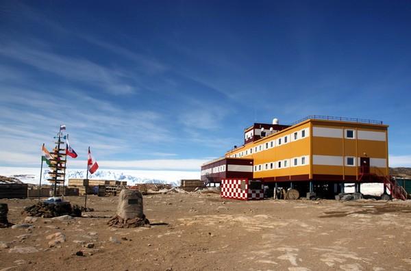 Прогресс – центр российского присутствия в Антарктиде. Источник фото: ec-arctic.ru