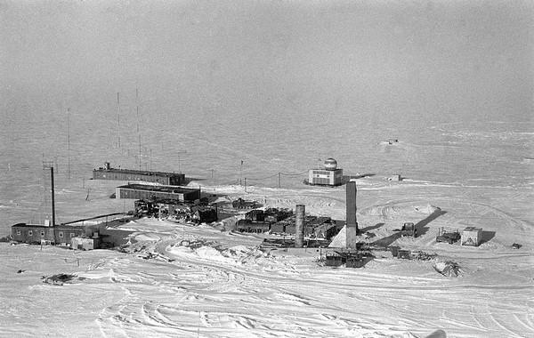 Восток: самая известная советская станция. Источник фото: ridus.ru