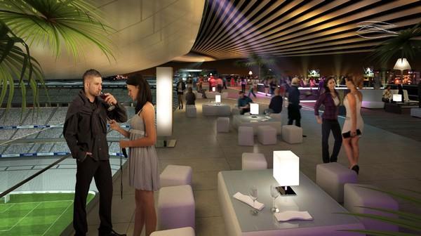 Новый Сантьяго Бернабеу – реконструкция домашней арены «Реала». Источник фото: GMP Architekten