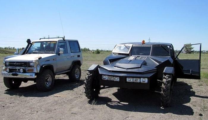 Автомобили своими руками Релаксик
