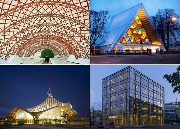 Самые знаковые произведения архитектора Шигеру Бана