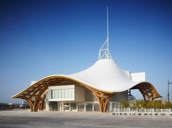 Центр Помпиду-Мец. Источник фото: archi.ru