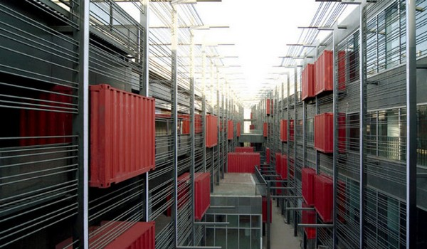 Sanlitun South – многофункциональный комплекс. Пекин, Китай. Источник фото: lot-ek.com