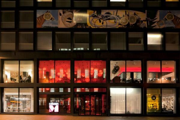 Отель CitizenM в Лондоне. Источник фото: citizenm.com