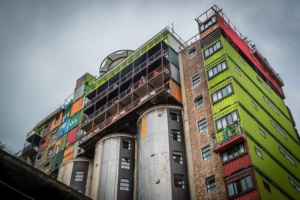 Mill Junction – студенческое общежитие в Йоханнесбурге. Источник фото: Citiq