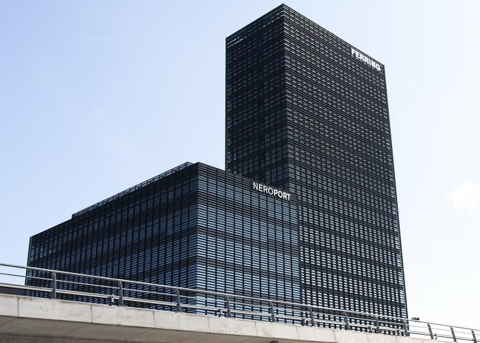 Офисное здание в технопарке Medicon Valley
