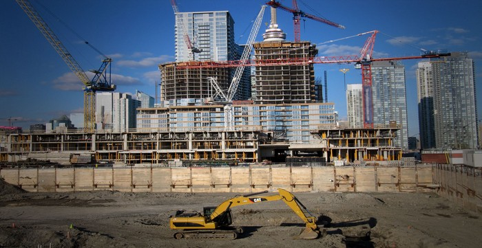 Строительство в Коджаэли