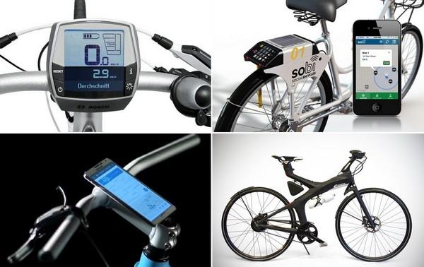Умный велосипед: что это и зачем он нужен