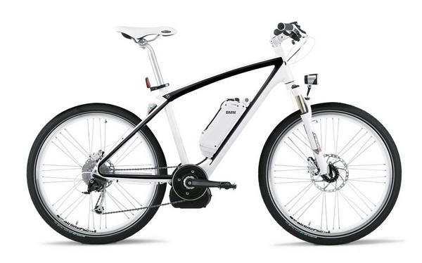 Умный велосипед BMW Cruise