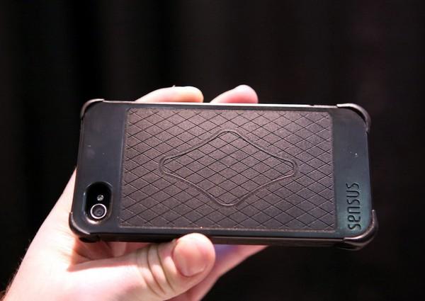 Canopy Sensus – сенсорный чехол для смартфона