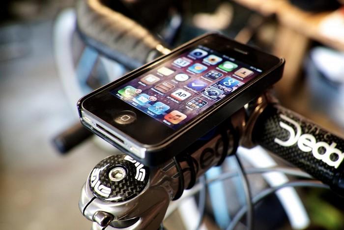 Интеграция умного велосипеда и смартфона iPhone