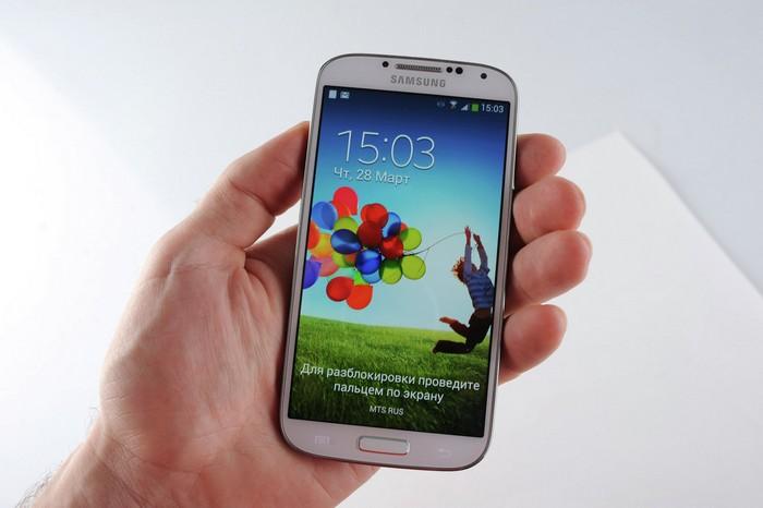 Умный телефон Samsung Galaxy S4
