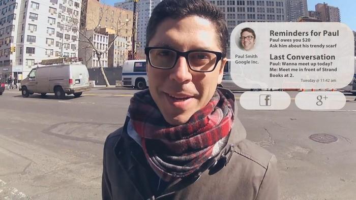 Самые популярные в мире умные очки Google Glass