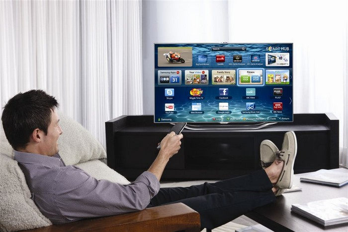 Smart TV - умное телевидение
