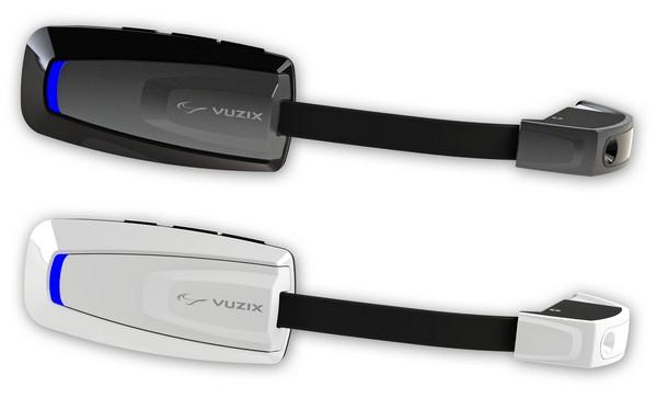 Интерактивные очки Vuzix M100. Источник фото: six-15.com