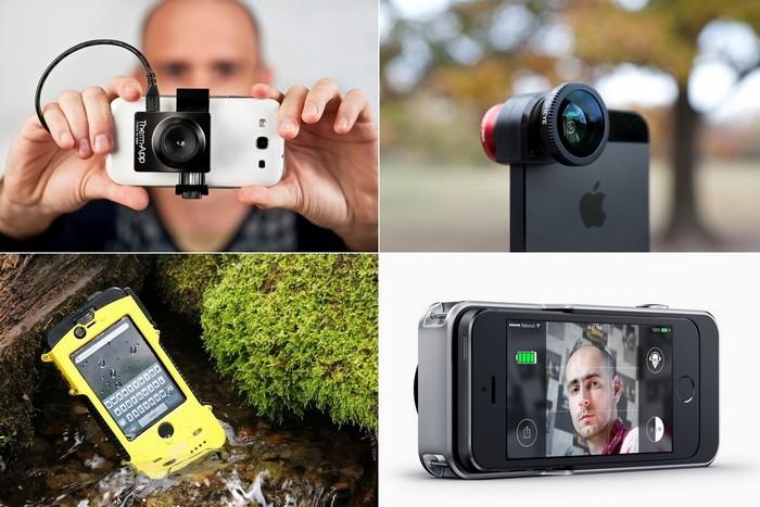 Устройства, наделяющие обычный смартфон супервозможностями