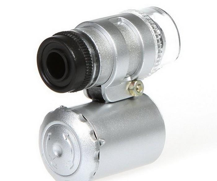 Объектив, который превращает смартфон в микроскоп