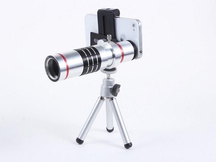 Смартфон, который превращается в телескоп