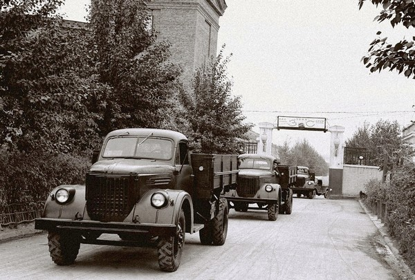 ГАЗ-51 – грузовик для Целины. Источник фото: gaz51.ru