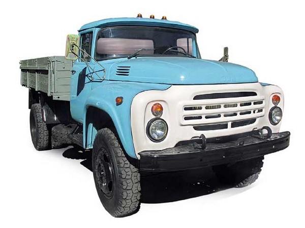 ЗИЛ-130 – универсальный грузовик. Источник фото: gruzovikpress.ru