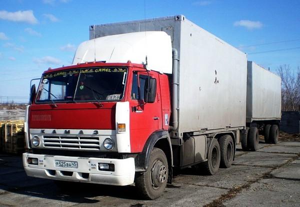 КамАЗ – король советских грузовиков. Источник фото: rb03.ru