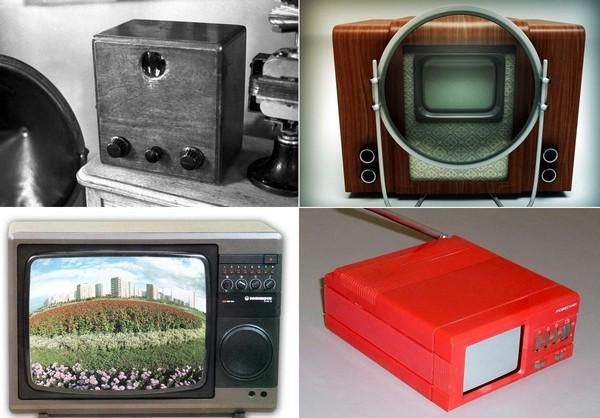 Легендарные советские телевизоры