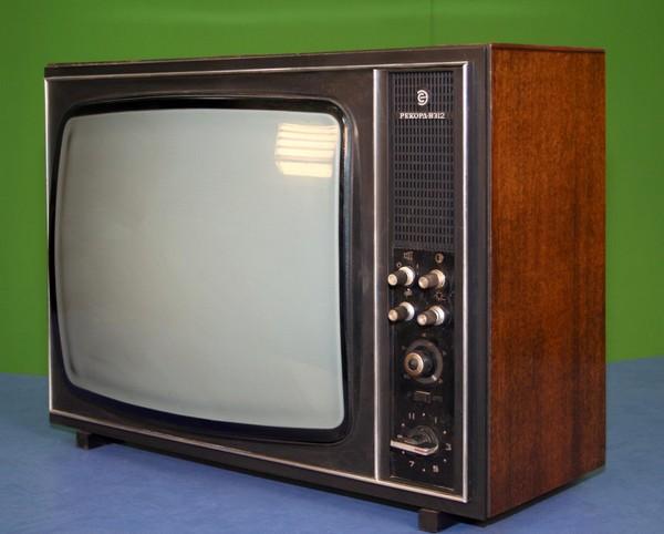 Телевизор Рекорд В-312