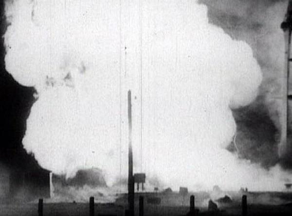 Катастрофа на Байконуре (1960). Источник фото: Smartnews.ru