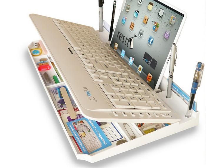 Keyboard Organizer – клавиатура с секретом