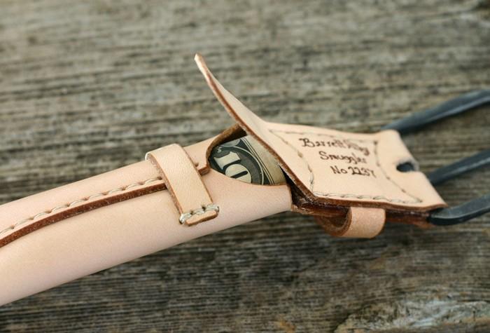 Smuggler Belt – пояс со встроенным кошельком