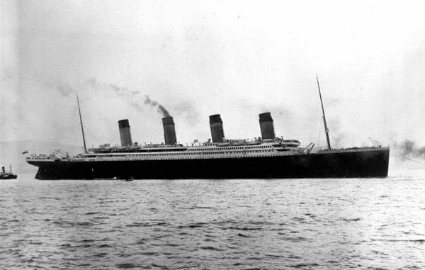 Титаник – самый известный пароход. Источник фото: bigpicture.ru