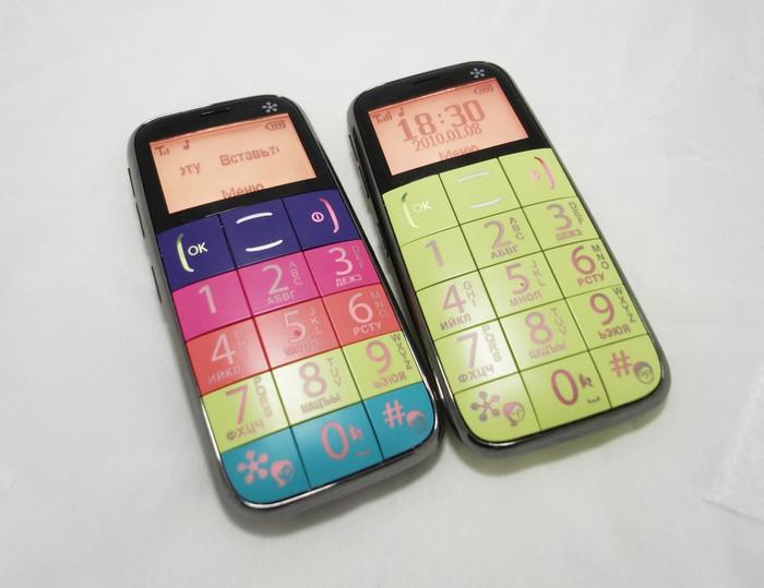 Just5 – мобильный телефон для бабушек и дедушек