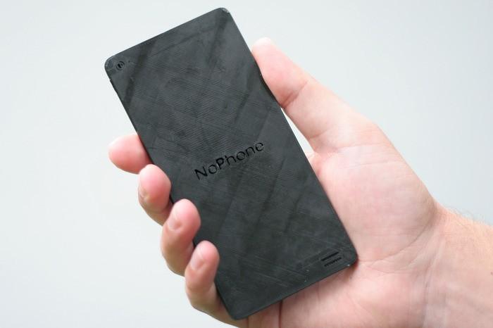 NoPhone – телефон без телефона